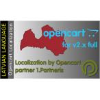 Opencart Latviešu Valoda versijām 2.x