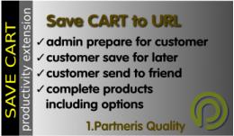 Save Cart As Link